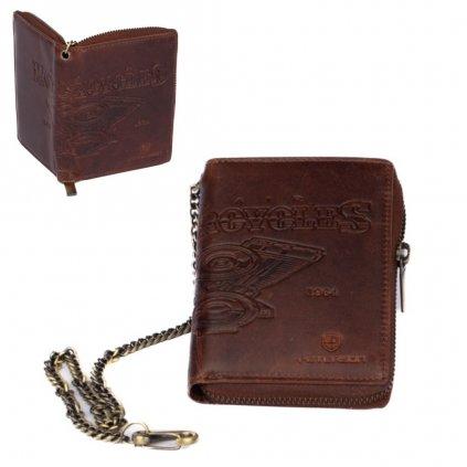 Pánská peněženka na zip - 1