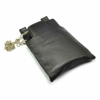 Číšnická peněženka s kapsou - 1