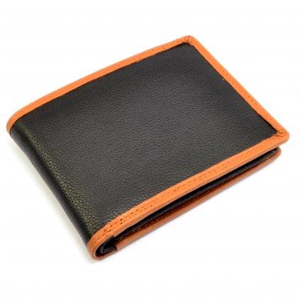 Černá pánská peněženka - 2