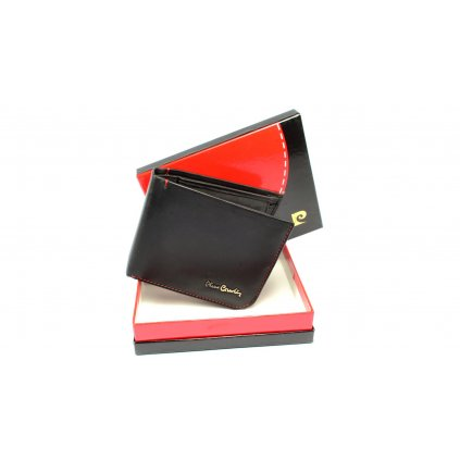 Pánská černá peněženka - 1
