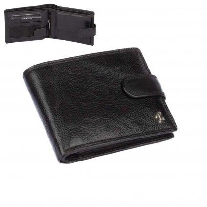 Kožená pánská peněženka zapínací - 1
