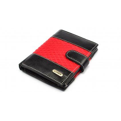 Pánská kožená peněženka tenká - 1