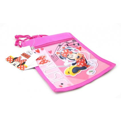 Dívčí peněženka na krk Minnie - 2