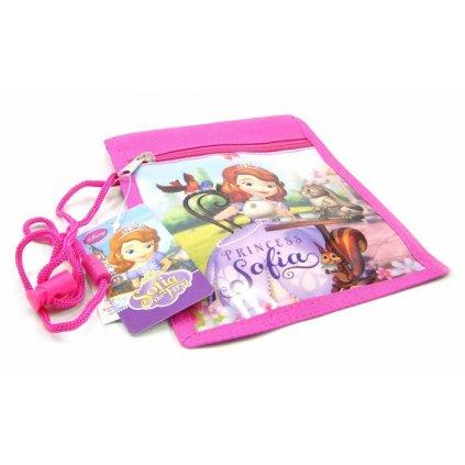 Dívčí peněženka Princess Sofia - 2
