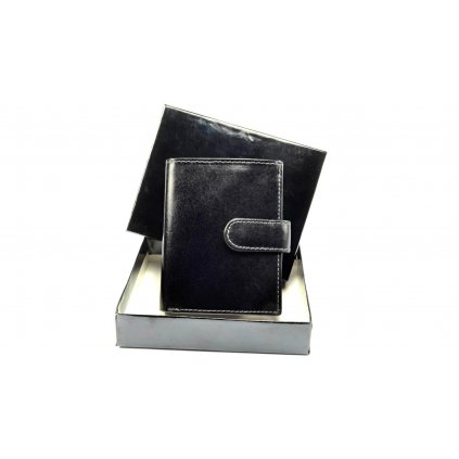 Pouzdro na karty luxusní kožené - 4