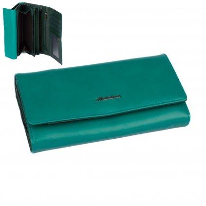 Velká luxusní dámská peněženka