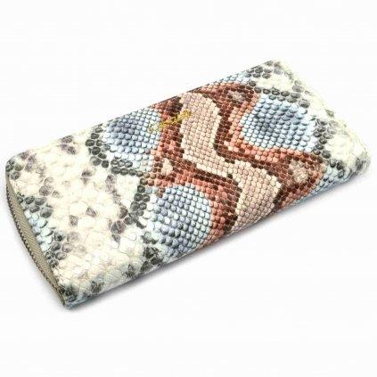 Velká dámská peněženka moderní - 2