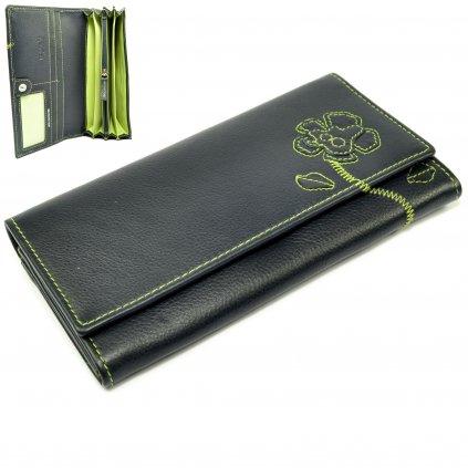 Luxusní dámská peněženka Golunski