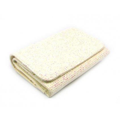 Dámská peněženka bílá - 2