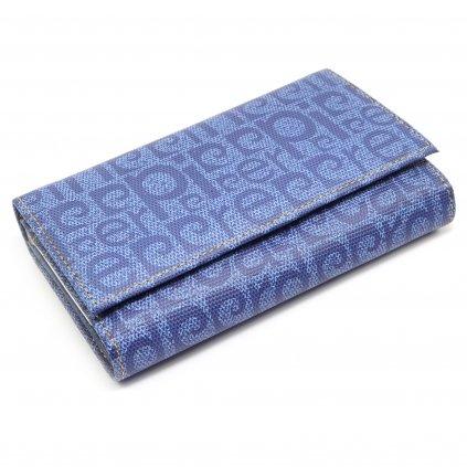 Dámská barevná kožená peněženka - 2