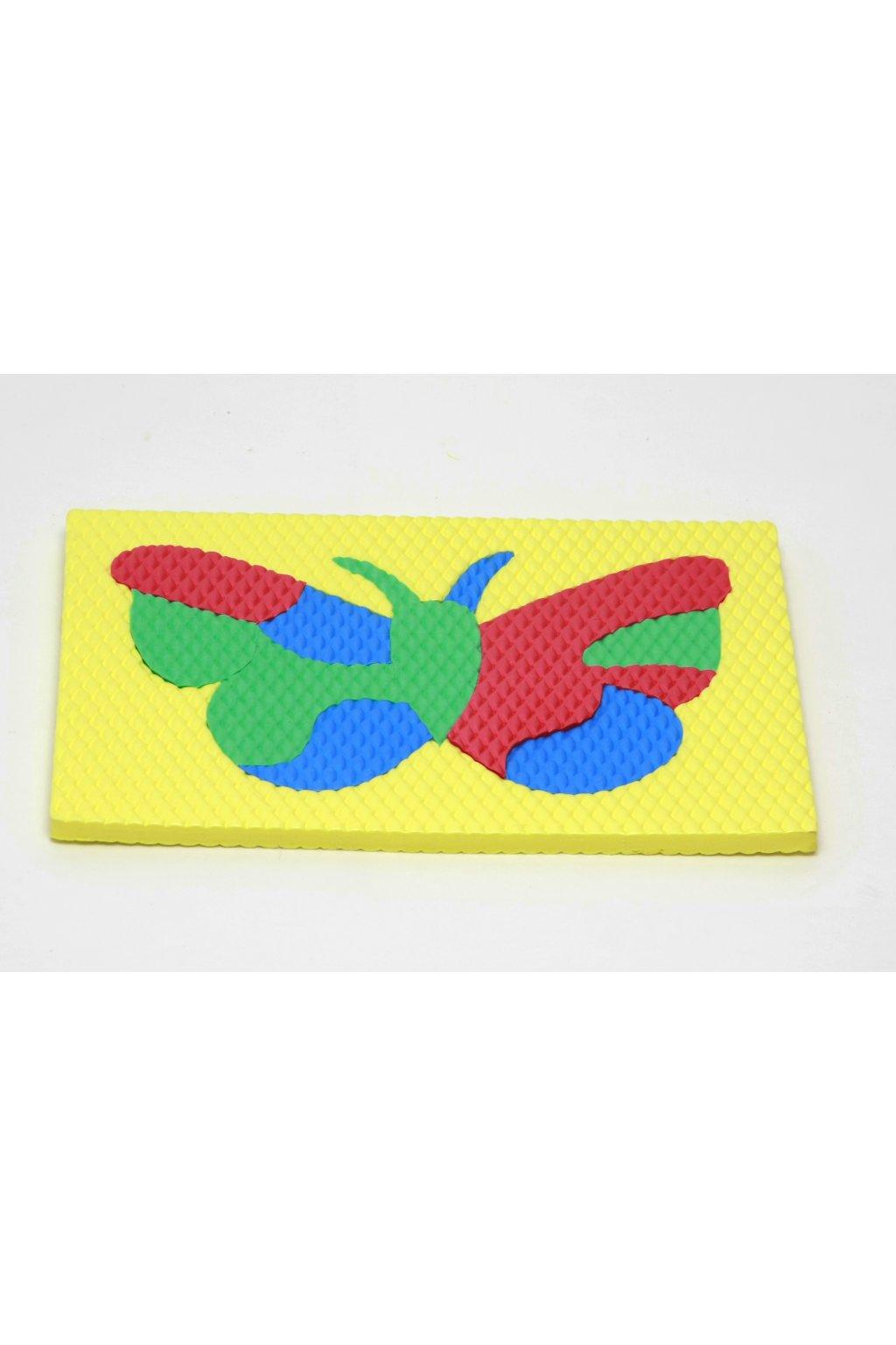 Vkládačka INSPIRA motýl