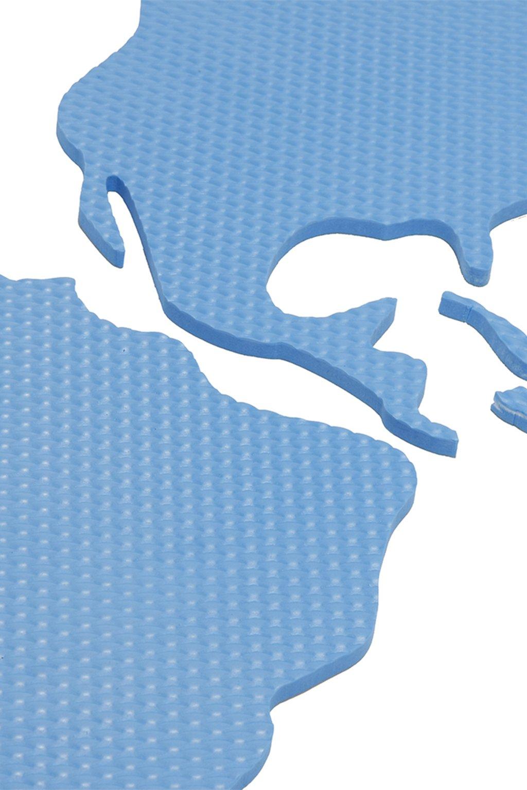 mapa sveta zviratka