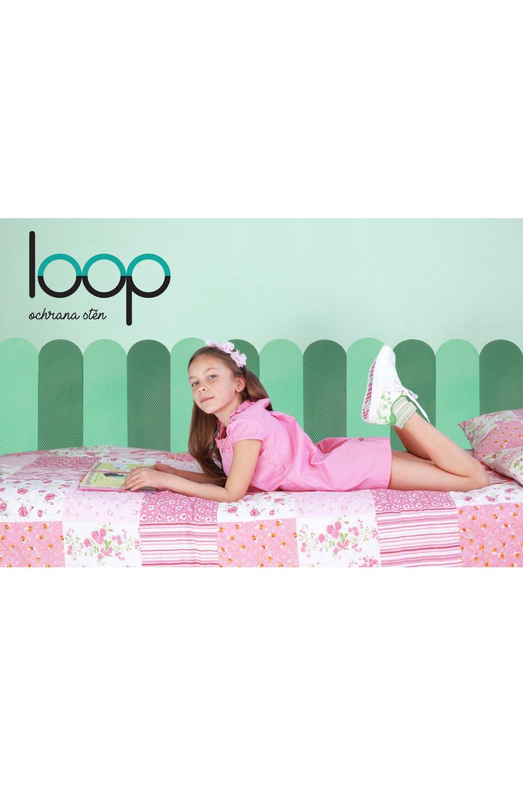loop walldecor postel logo
