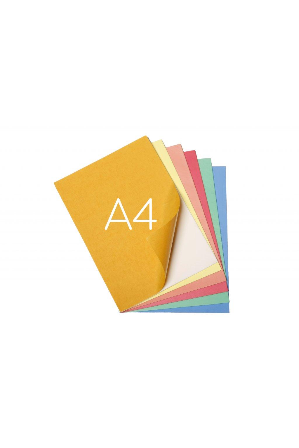 A4 lepící