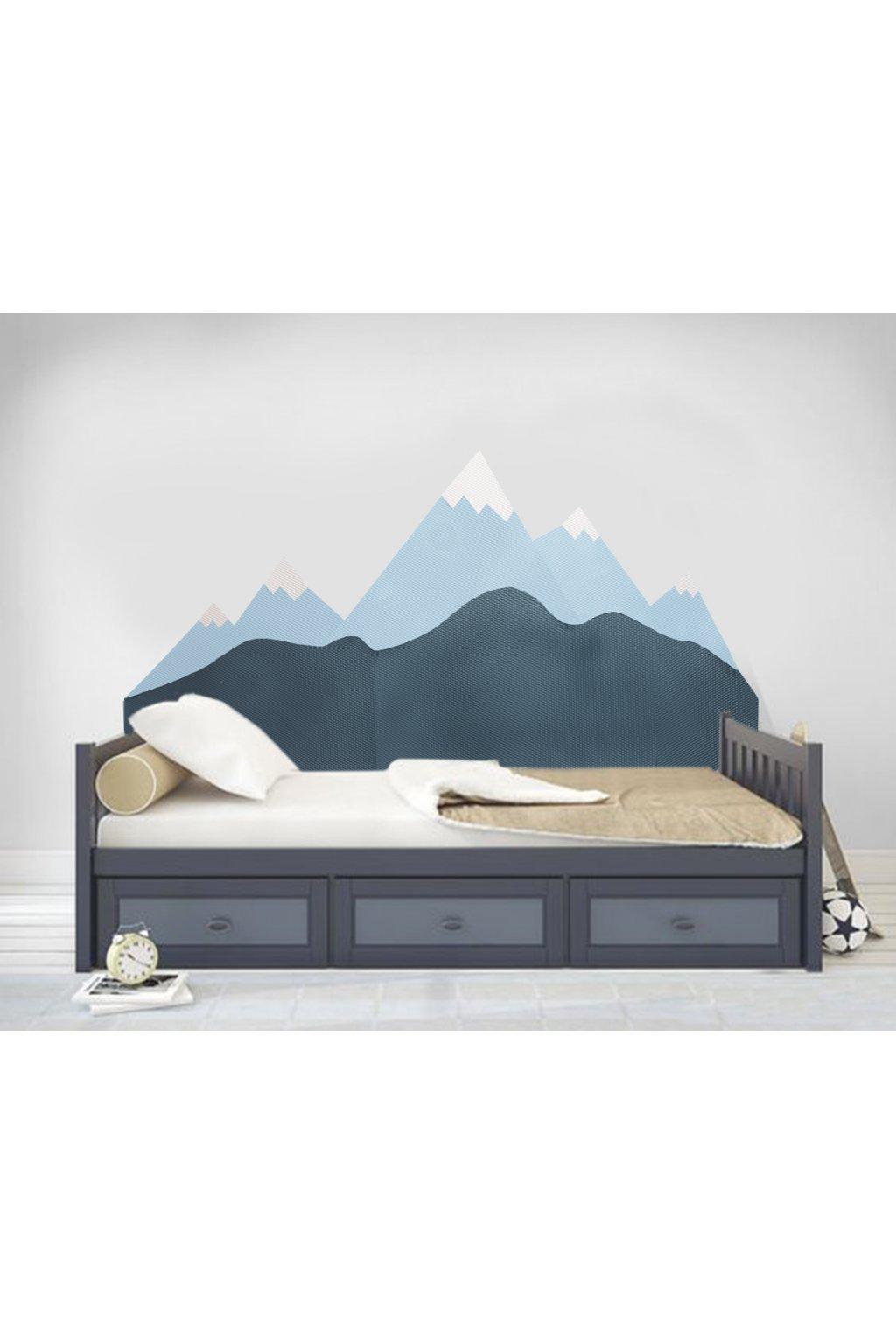 hory modre
