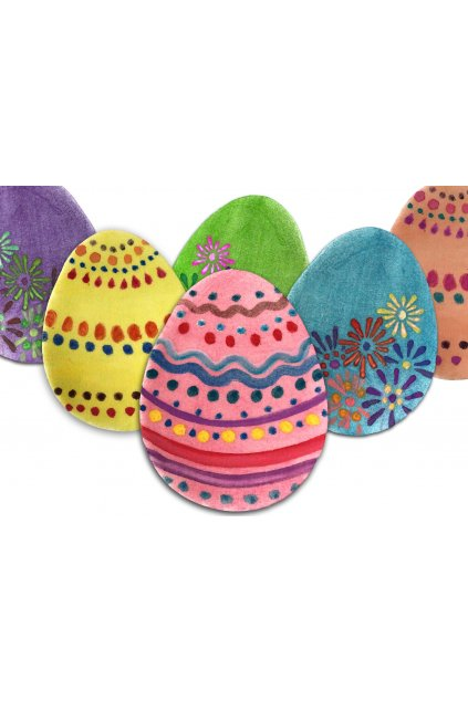 Výtvarné pěnové vajíčko - malé