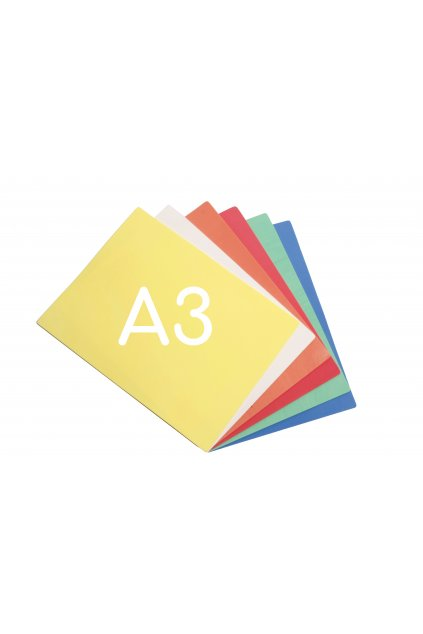 penovy papir A3 6ks titulni