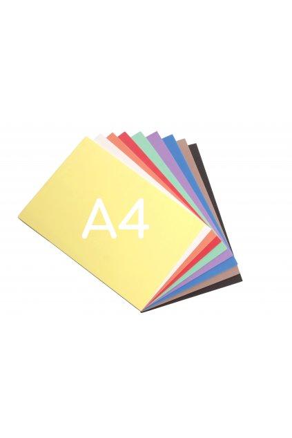 penovy papir A4 9ks titulni