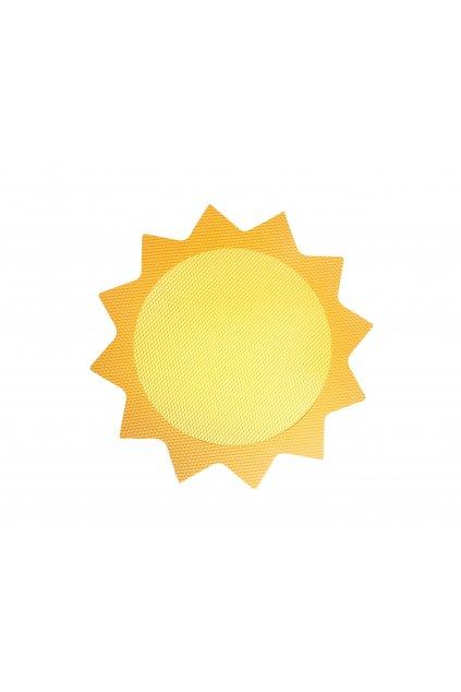 sluníčko dvoubarevne