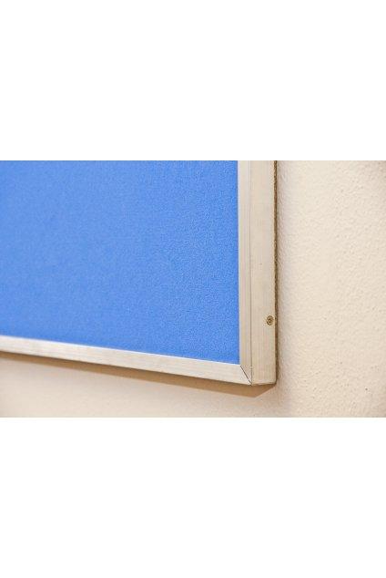 Pěnové nástěnky s hliníkovým rámem 100 x 50
