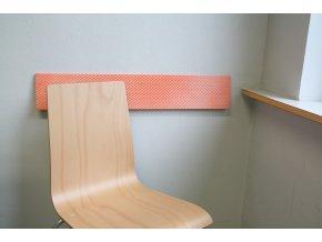 Ochranný pěnový pás samolepící - sada 4 ks