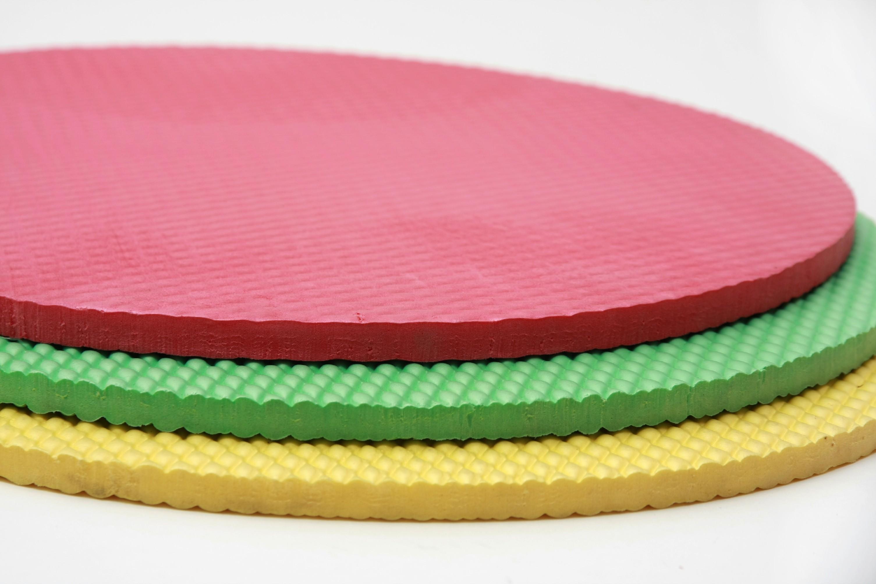 Velký kruh Barva: Žlutá