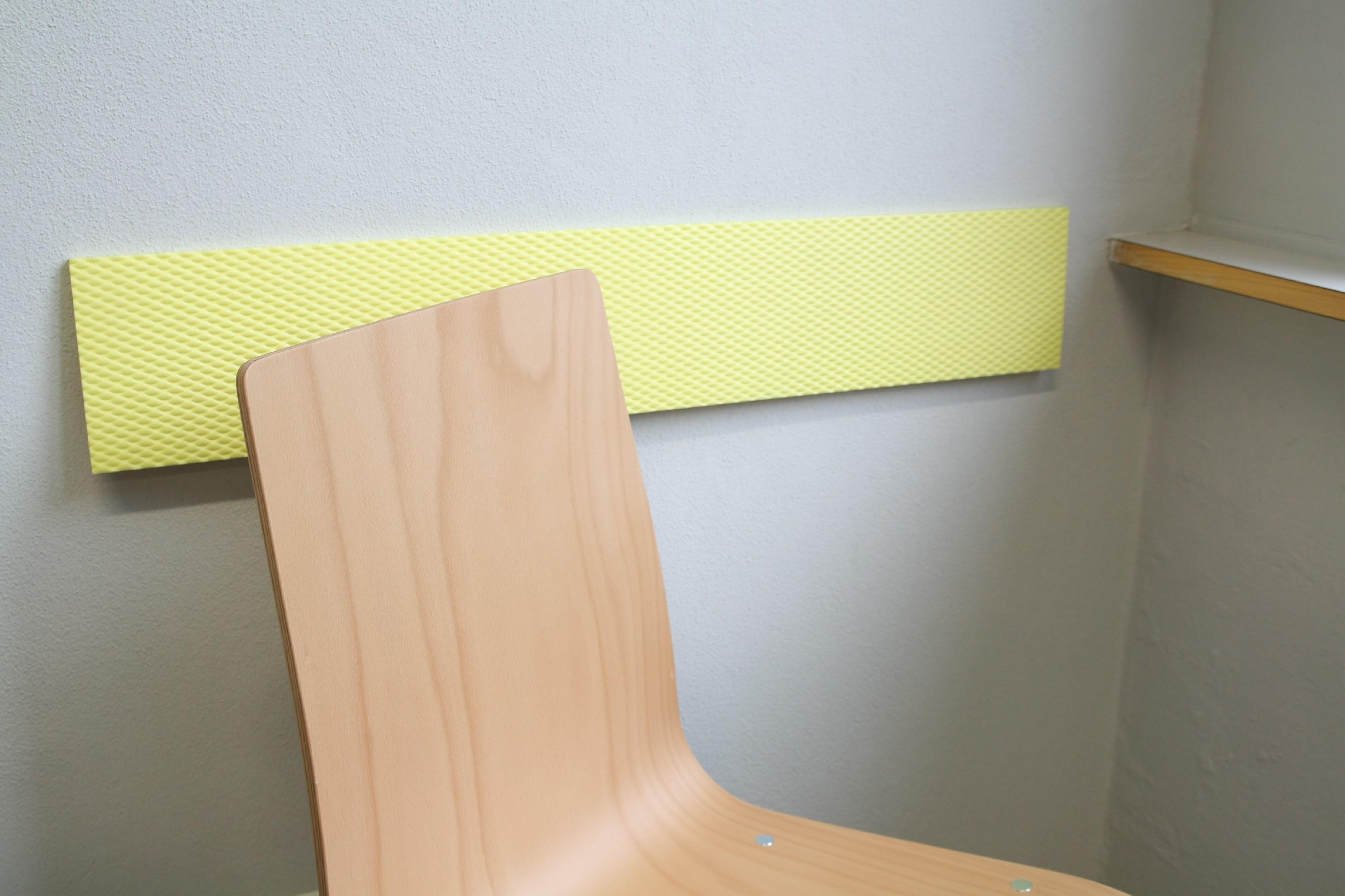 Ochranný pěnový pás samolepící Barva: Bílá