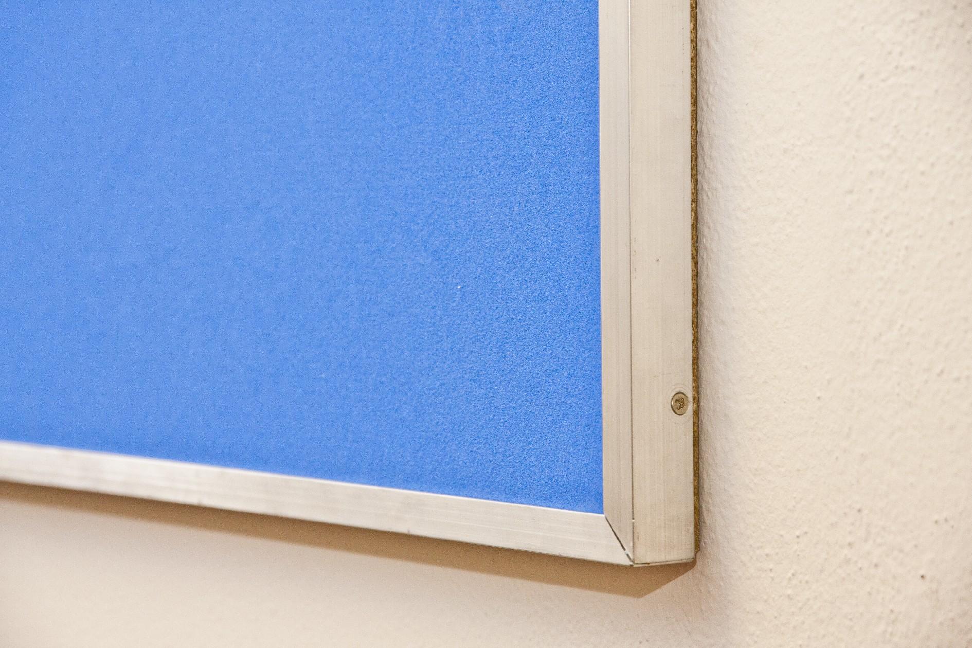 Pěnové nástěnky s hliníkovým rámem Barva: Bílá