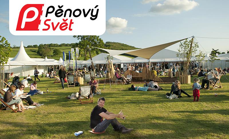 Co s sebou na festival?