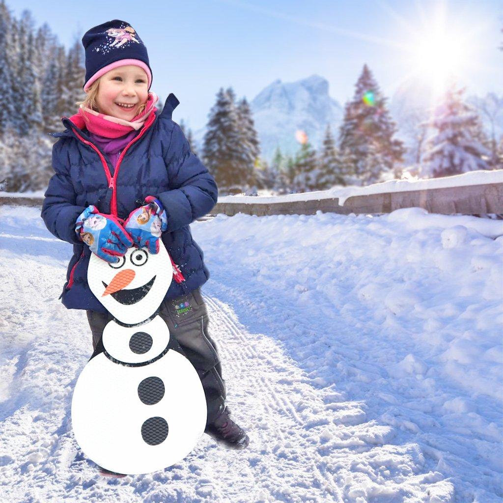 MRKI pěnový kluzák na sníh