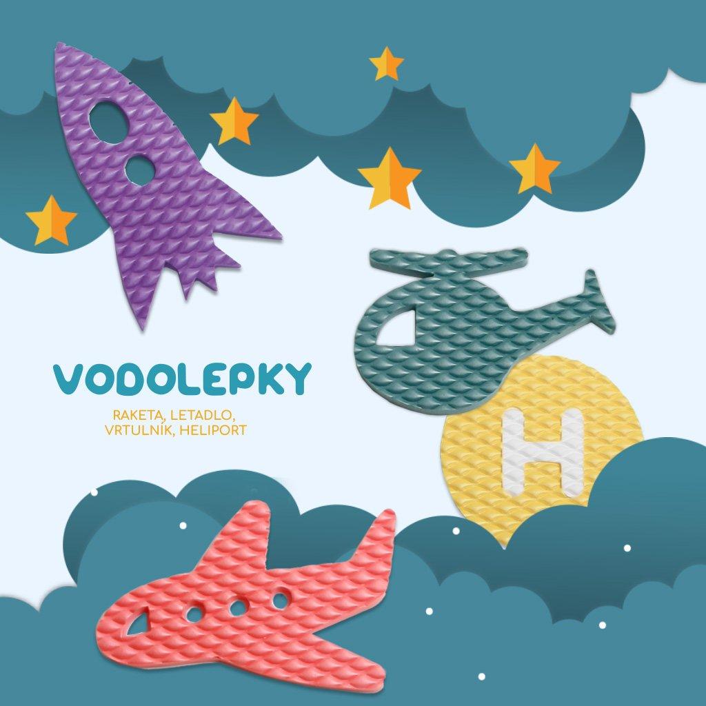 vodolepky