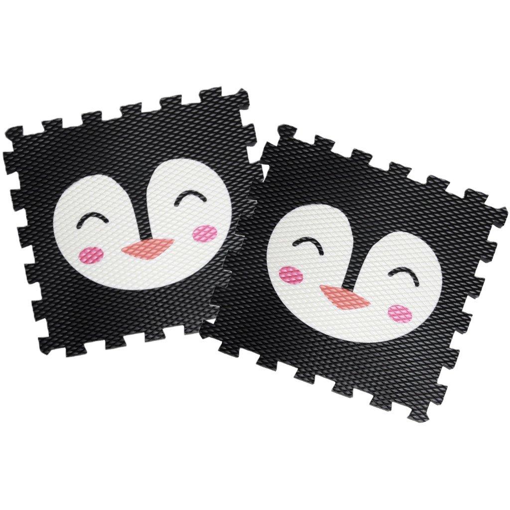 Minideckfloor Tučňák