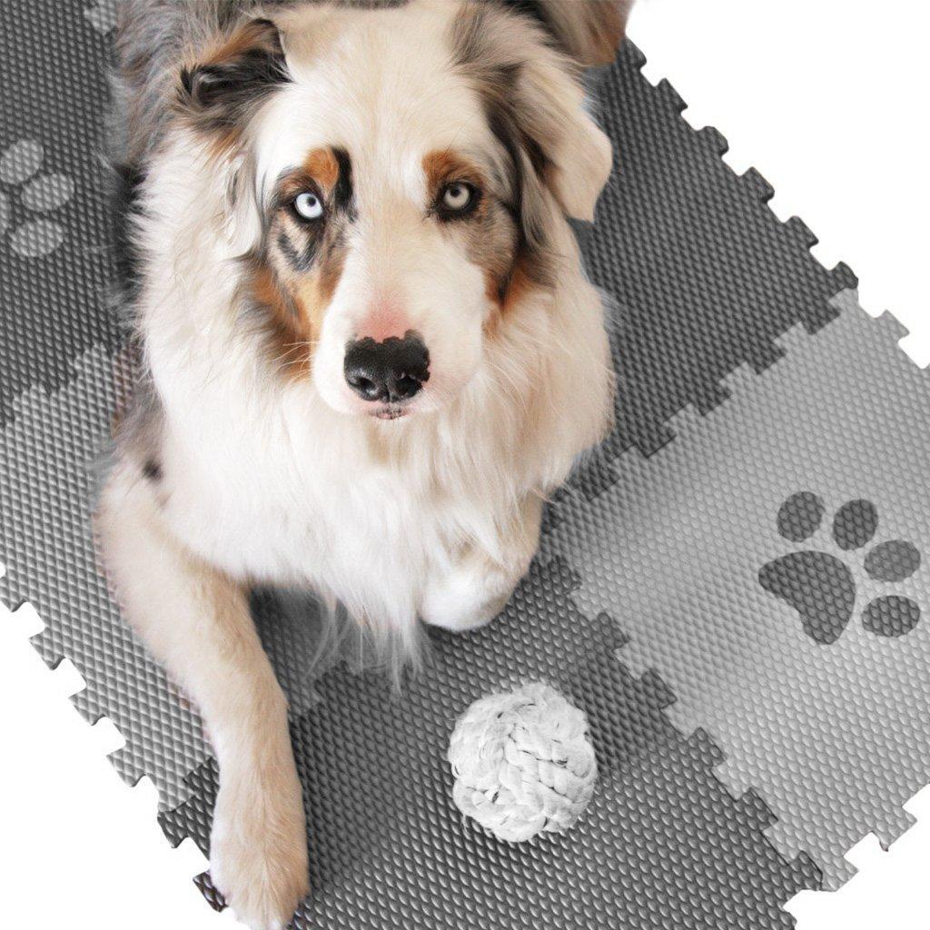 podložka pro psy 6 dílů