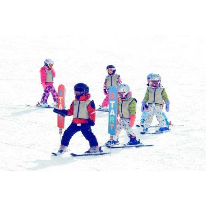 start cedule pro lyžařské školy