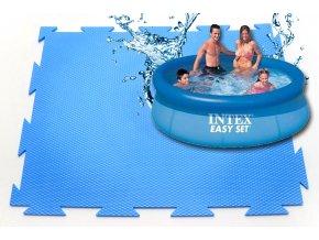Bazénová izolační pěnová podložka