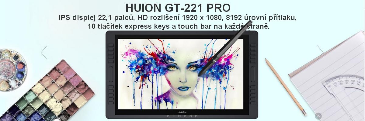 Huion GT-221 pro