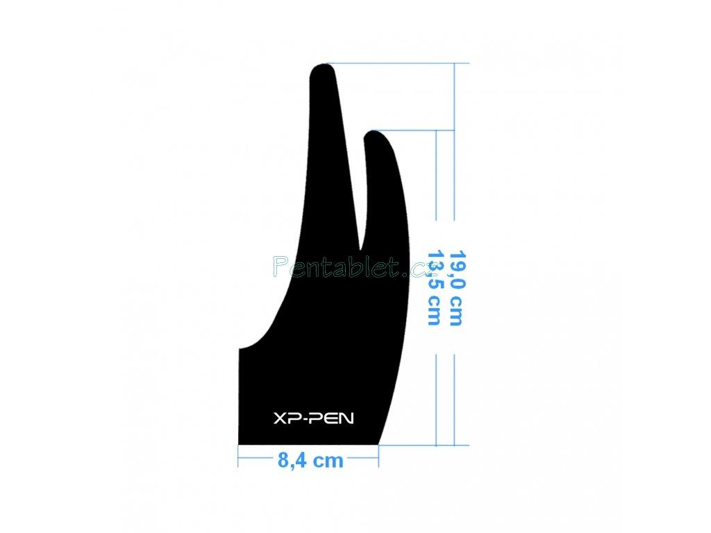 Umělecká rukavice XP-Pen univerzální