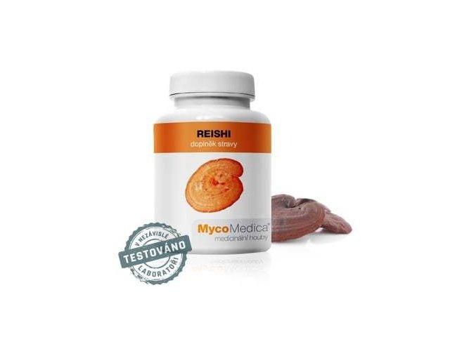 MycoMedica Reishi 30% , 90 kapslí