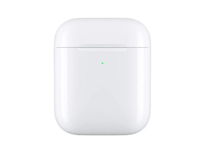 Apple Airpods bezdrátové nabíjecí pouzdro MR8U2ZM/A