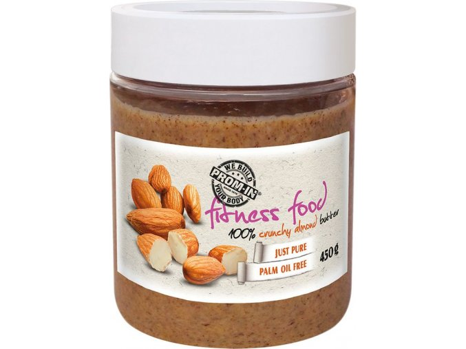 Prom-IN Almond Butter