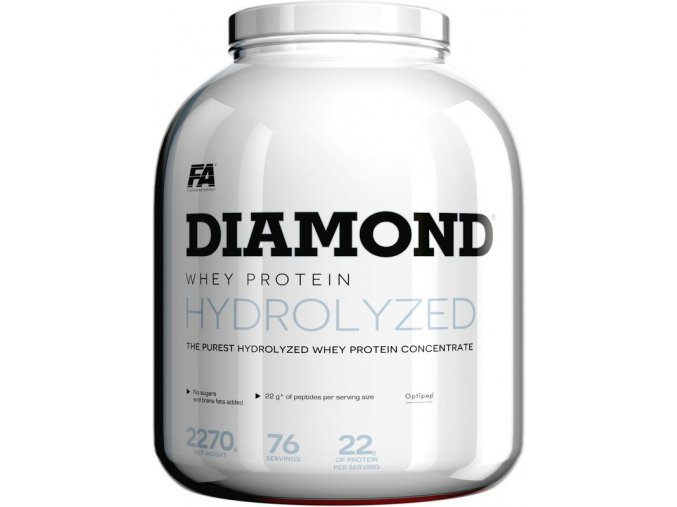 Fitness Authority Diamond Hydrolysed Whey Protein
