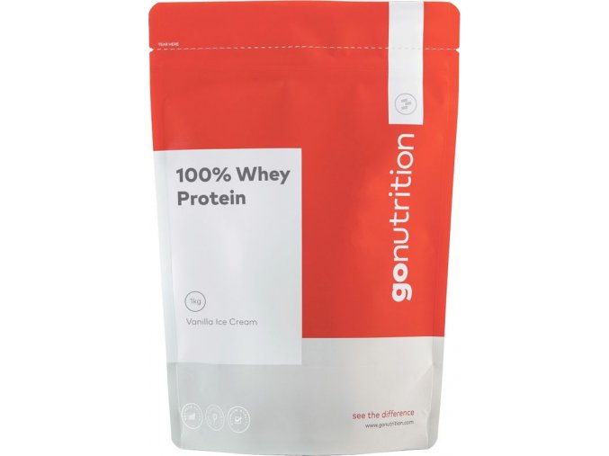 GoNutrition 100% Whey Protein