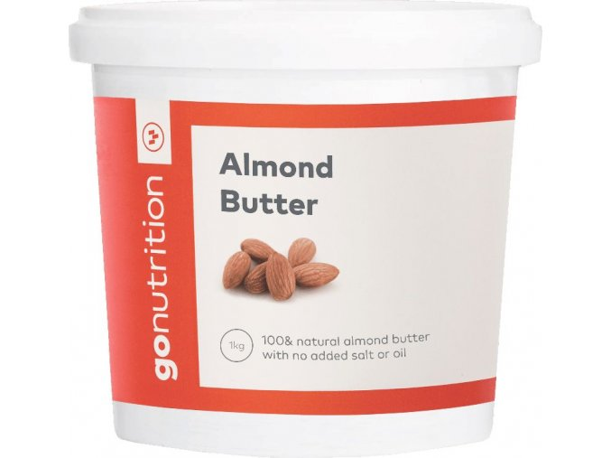 GoNutrition Almond Butter