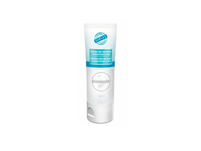 Antibakteriální gel