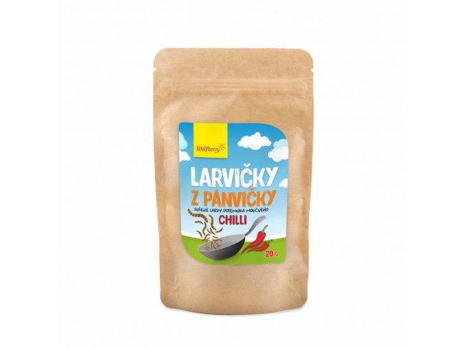 larvicky z panvicky chilli 20 g wolfberry