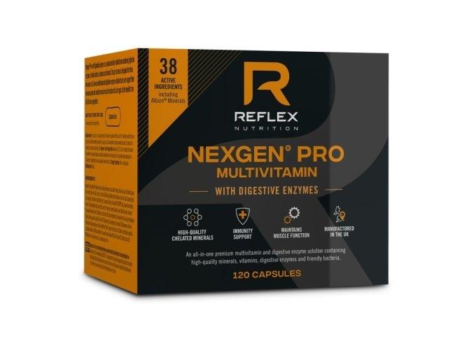 nexgen pro digestive enzymes 120kapsli