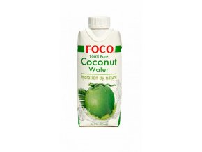 Foco 100% Natural Coconut Water 330ml