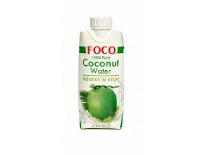 Foco 100% Natural Coconut Water 330ml