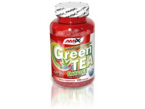 Amix Green Tea Extract with Vitamin C