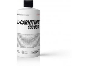 SizeAndSymmetry Nutrition L-Carnitine 100000